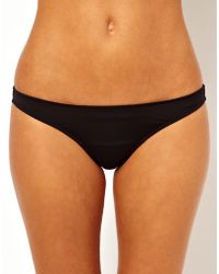Asos Brazilian Bikini Pant - Lyst