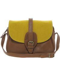MINKPINK Minkpink Two Tone Shoulder Bag - Lyst