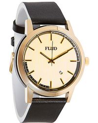 Flud Watches - The Onyx Watch - Lyst