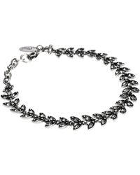 Cath Kidston - Crystal Bracelet - Lyst