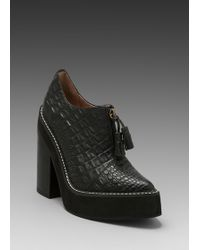Jeffrey Campbell Fink in Black - Lyst