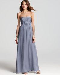 Amsale - Strapless Dress Sweetheart - Lyst