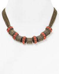 Giles & Brother - Trove Collar Necklace 18 - Lyst