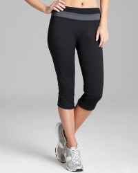 Moving Comfort - Flow Capri Workout Trousers - Lyst