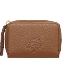Mulberry Effie Small Zip Around - Lyst