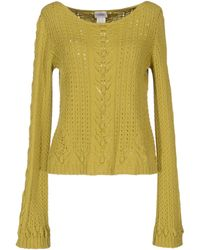 Philosophy di Alberta Ferretti Long Sleeve Sweaters - Lyst