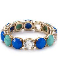R.j. Graziano - Multi Stone Single Strand Bracelet - Lyst
