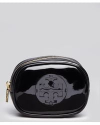 Tory Burch Cosmetic Case - Small Patent - Lyst