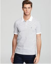 Victorinox - Patron Stripe Slim Fit Polo - Lyst