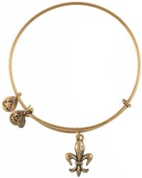 ALEX AND ANI - French Royalty Bangle - Lyst