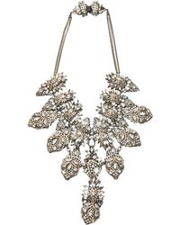 Erickson Beamon Cluster Necklace - Lyst