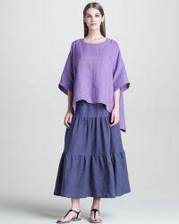 Eskandar - Womens Petticoat Skirt - Lyst