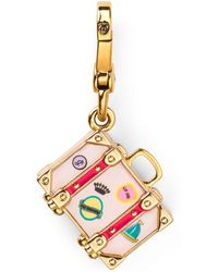 Juicy Couture - Suitcase Charm - Lyst