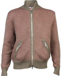 Orley - Makra Stitch Bomber Jacket - Lyst