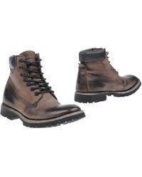 Paul Van Haagen | Combat Boots | Lyst