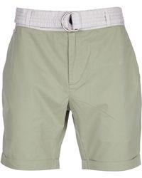 Adidas SLVR - Buckle Shorts - Lyst