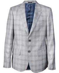 Alexander McQueen - Plaid Suit - Lyst