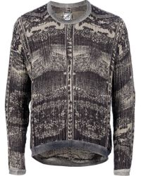 Anntian - Pleated Unisex Sweater - Lyst