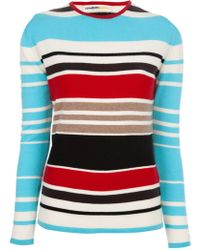 Clements Ribeiro - Mrs Simpson Sweater - Lyst