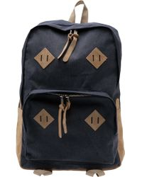 White Mountaineering - Twotone Backpack - Lyst