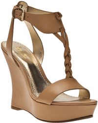 Belle By Sigerson Morrison - Wedge Sandals - Lyst