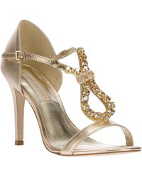 Jorge Bischoff - Embellished Sandal - Lyst