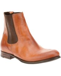 NDC - Leather Chelsea Boot - Lyst