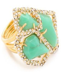 Alexis Bittar - New Wave Stacked Ring - Lyst