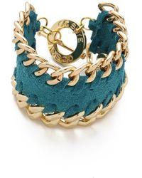 CC SKYE - Single Thompson Wrap Bracelet - Lyst