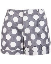 Dosa - Dotted Shorts - Lyst