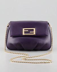 Fendi Sta Pochette Crossbody Bag - Lyst