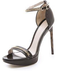 Jason Wu Jerry Ankle Strap Heeled Sandals - Lyst