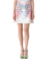 Josh Goot - Reef A Line Skirt - Lyst