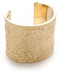 Marc By Marc Jacobs - Paste Prints Wide Foil Cuff - Lyst