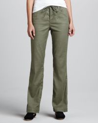 Not Your Daughter's Jeans - Linsey Wideleg Pants Petite - Lyst
