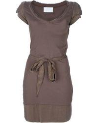 Peuterey - Norfolk Dress - Lyst