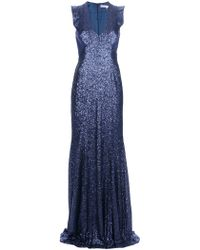 Project D - Ursula Sequined Gown - Lyst
