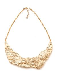 Rose Pierre - Banyan Tree Bark Collar Necklace - Lyst