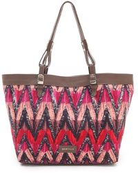 See By Chloé Agathe Printed Tote - Lyst