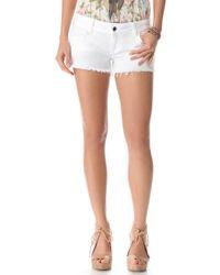 Siwy - Camilla Cutoff Shorts - Lyst