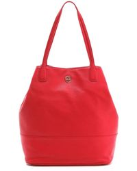 Tory Burch Michelle Tote - Lyst