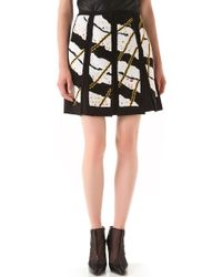 Willow - Embellished Panel Skirt - Lyst