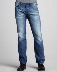 Diesel Safado Faded Jeans 32 - Lyst