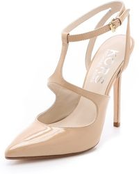 Kors by Michael Kors - Adrielle Pointed Toe Court Shoes - Lyst