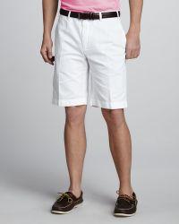 Loro Piana - Bermuda Sailing Shorts - Lyst