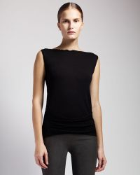 Rick Owens Shredback Sleeveless Sweater - Lyst