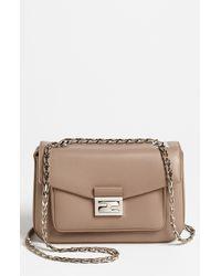 Fendi Be Leather Baguette - Lyst