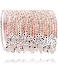 Biography - Breast Cancer Campaign Bracelet - Lyst