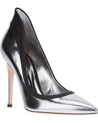 Gianvito Rossi High Sided Pump - Lyst