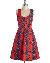 Plenty by Tracy Reese Saturated in Style Dress - Lyst